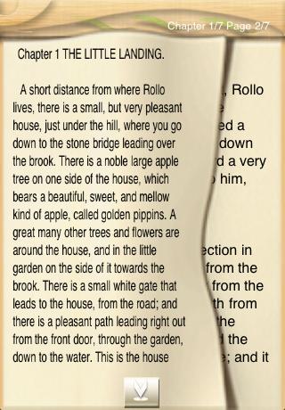 Georgie-The Rollo story books,by Jacob Abbott-2