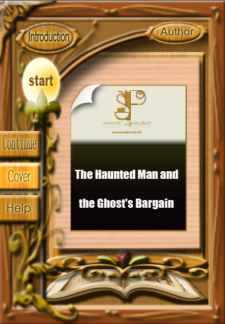 The Haunted Man and the Ghost