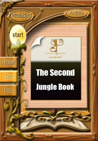 The Second Jungle Book, Rudyard Kipling App - 1