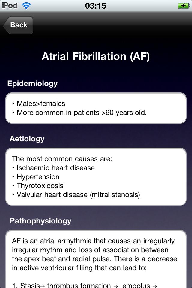Cardiology App - 3
