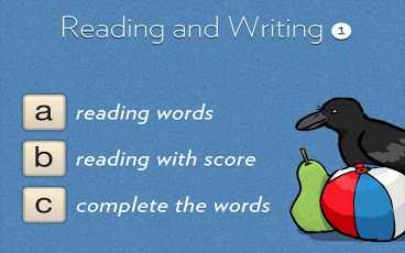 Reading & Writing 1: Read Words-1