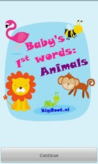 Baby first words: Animals-1