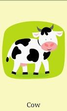 Baby first words: Animals App - 7