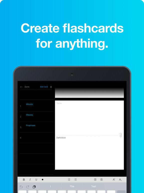 StudyBlue App - 3