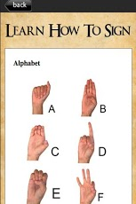 How To Sign Language Volume 1 App - 4