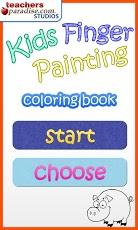 Kids Finger Painting Art Game-1
