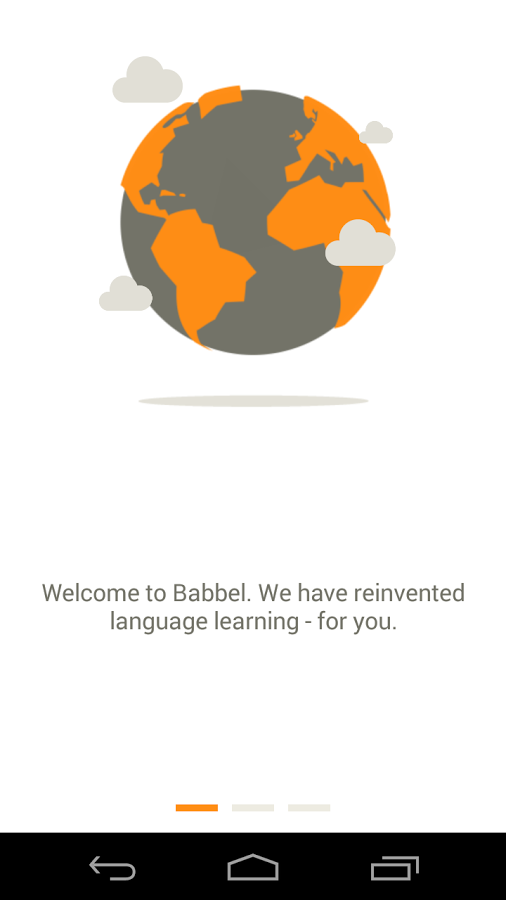 Learn French with Babbel App - 2