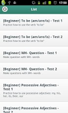 Practice English Grammar App - 2
