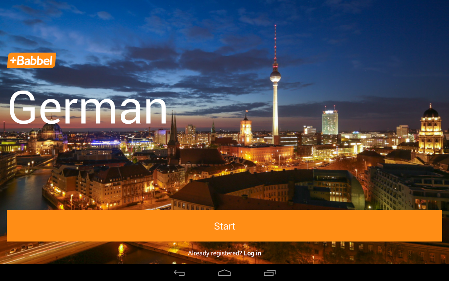 Learn German with Babbel App - 1