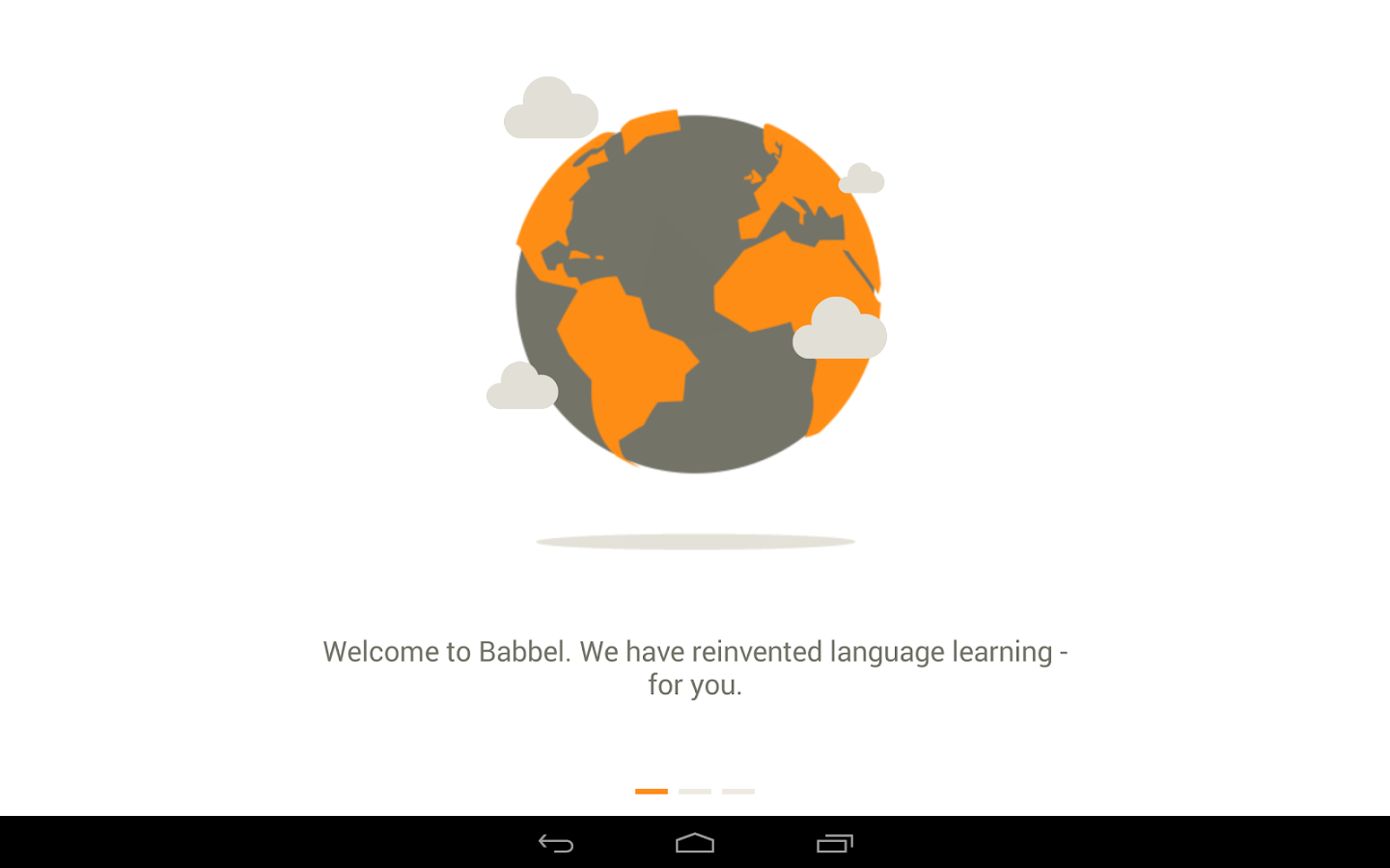 Learn German with Babbel App - 2