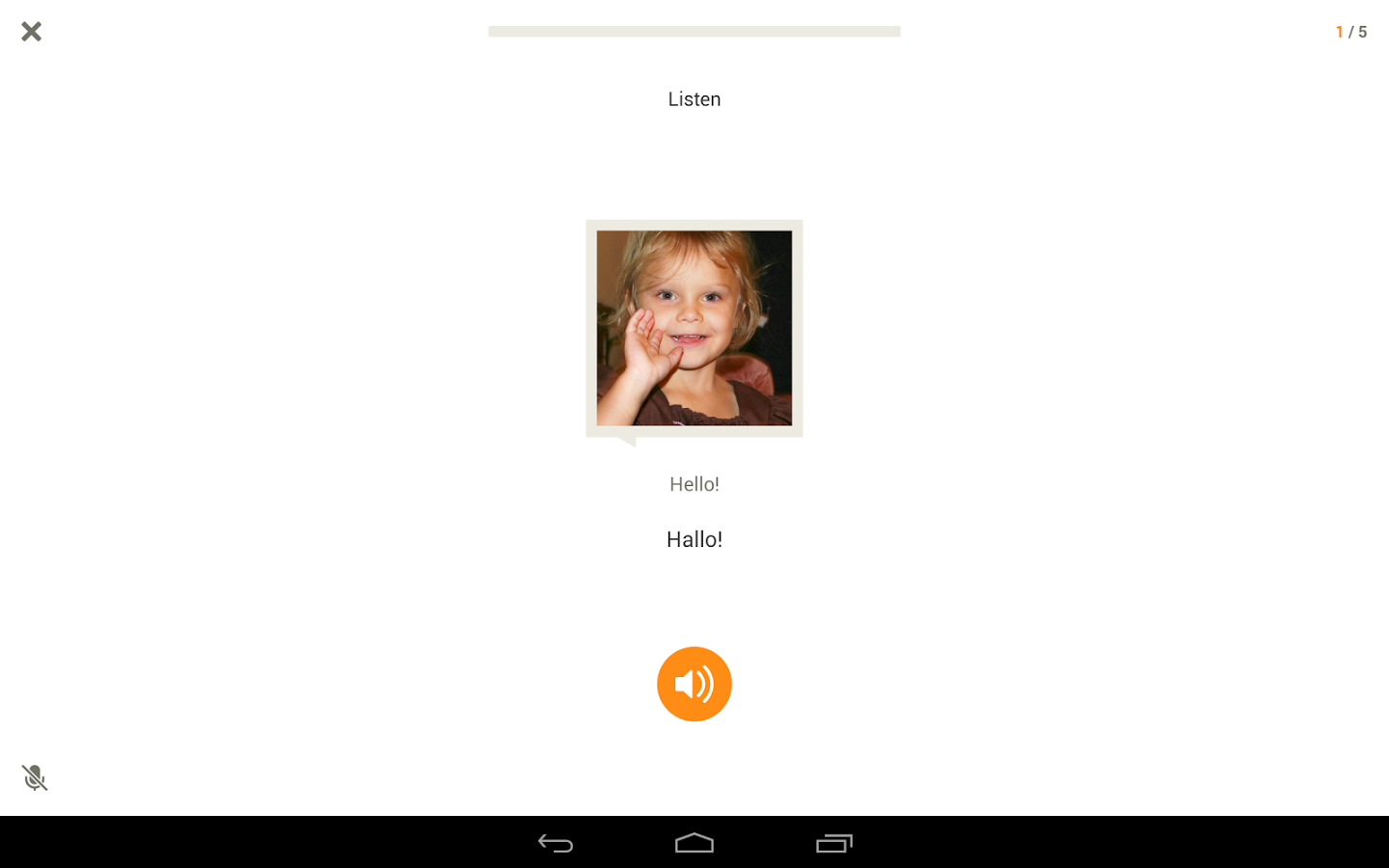 Learn German with Babbel App - 6