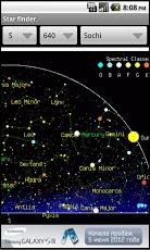 Star finder App - 2