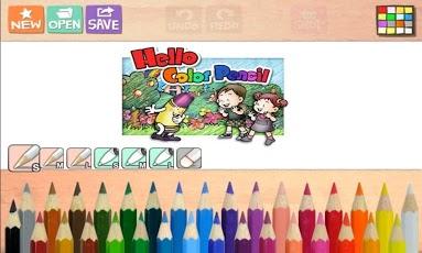Hello Color Pencil-1