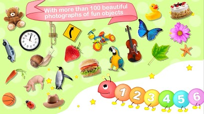 Toddler Counting 123 Kids Free App - 5