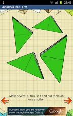 Origami Instructions HD-8