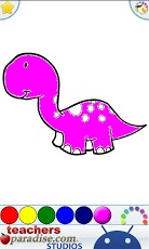 Dinosaurs Coloring Book-3