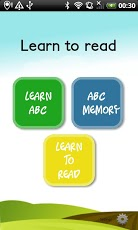 Learn to read (Learn ABC) FREE App - 5