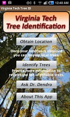 Virginia Tech Tree ID App - 1