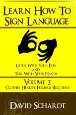 How To Sign Language Volume 3-1