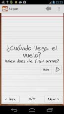 Learn Spanish with Flashcards