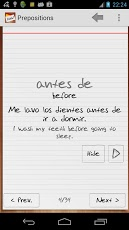 Learn Spanish with Flashcards App - 7