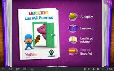 Pocoyo - Duck Stuck-2