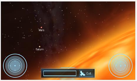 Solar System Explorer Lite App - 2