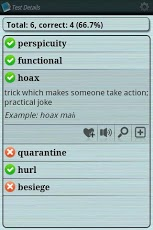 uVocab - Vocabulary Trainer App - 7