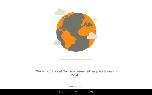 Learn Portuguese with Babbel App - 2