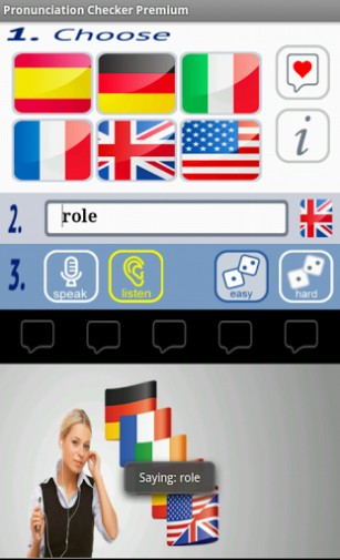 Pronunciation Checker Free App - 1