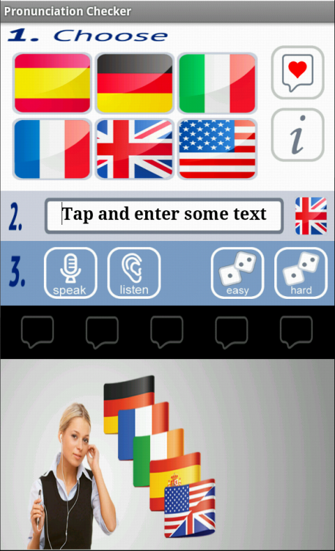 Pronunciation Checker Free App - 2