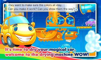 Rainbow Cars: Kids Colors Game App - 5