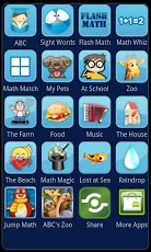 Kid Apps: All in 1-1
