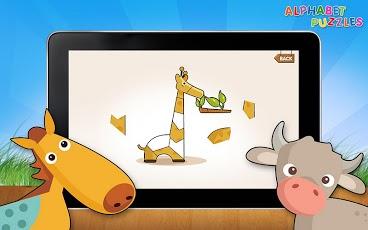 Kids ABC Alphabet Puzzles Lite-1