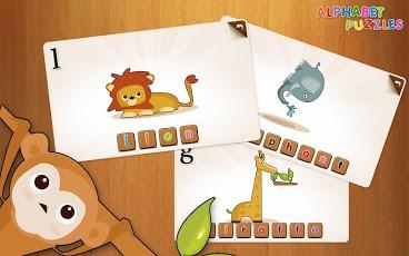 Kids ABC Alphabet Puzzles Lite-4