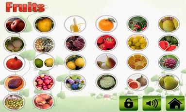 Fruit shape color veg for kids-2