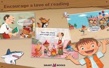 Pinocchio - Animated storybook App - 4