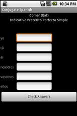 Conjugate Spanish Verbs-1