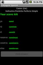 Conjugate Spanish Verbs-2