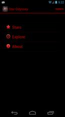 Star Odyssey App - 1