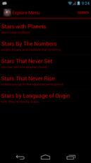 Star Odyssey App - 4