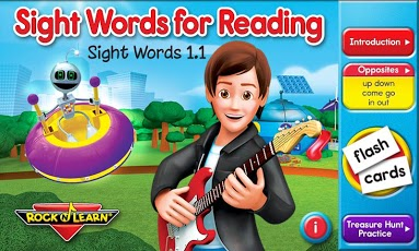 Sight Words for Reading-1