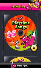 35 Playtime Songs App - 2