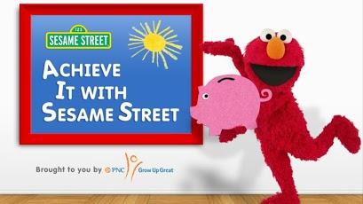 Achieve it with Sesame Street App - 1