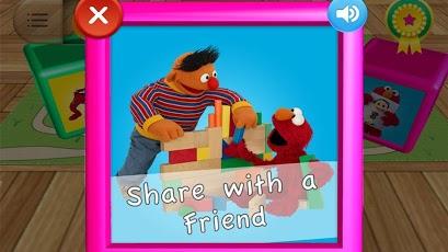 Achieve it with Sesame Street App - 2