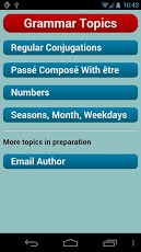 French Verbs App - 6