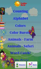 Toddler World - Learn English App - 1
