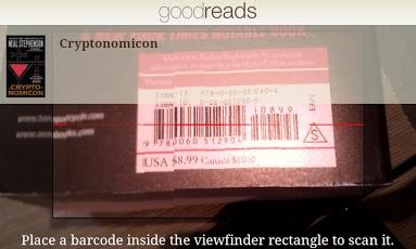 Goodreads App - 5