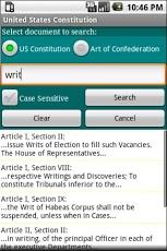 United States Constitution App - 2