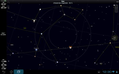 SkEye Free | Astronomy-1